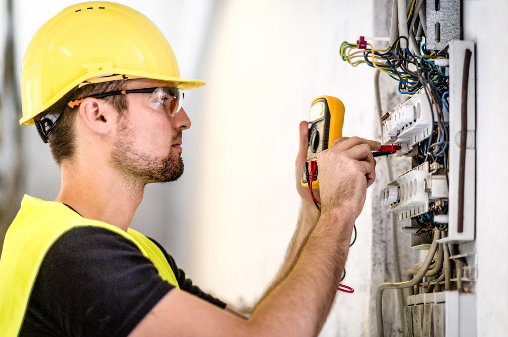 Substations, Control Buildings, P&C Panels