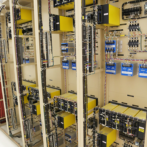 Protection & Control Panels | Tesco Automation