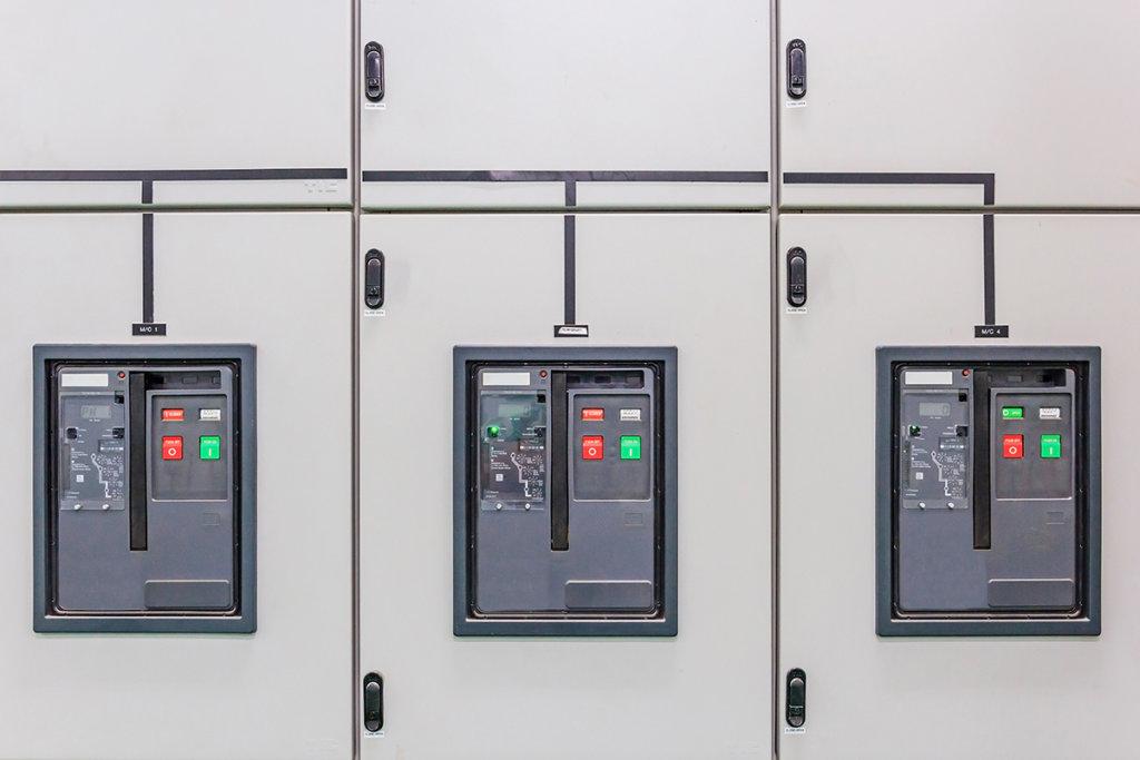 substation panel